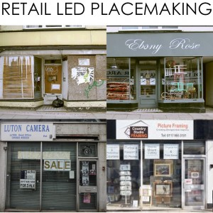 reatil led placemaking ICON