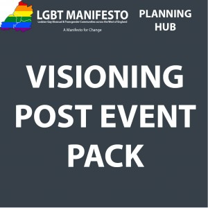 LGBT MAN POST EVENT PACK