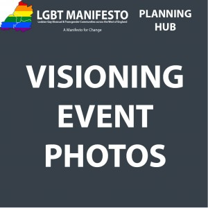 LGBT MAN VISIONING EVENT PHOTOS