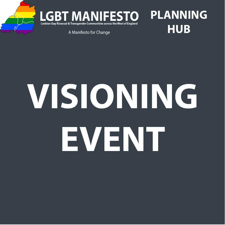 LGBT MAN VISIONING EVENT