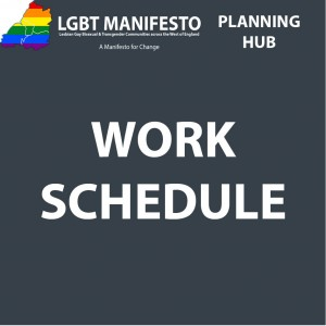 LGBT MAN WORK SHEDULE