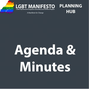 agenda and minutes