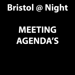 BRISTOL AT NIGHT AGENDAS ICON