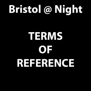 BRISTOL AT NIGHT TERMS OF REFERENCE ICON
