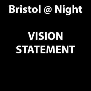 BRISTOL AT NIGHT VISION STATEMENT ICON