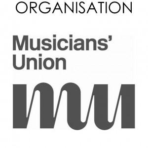 MUSICIANS UNION ICON
